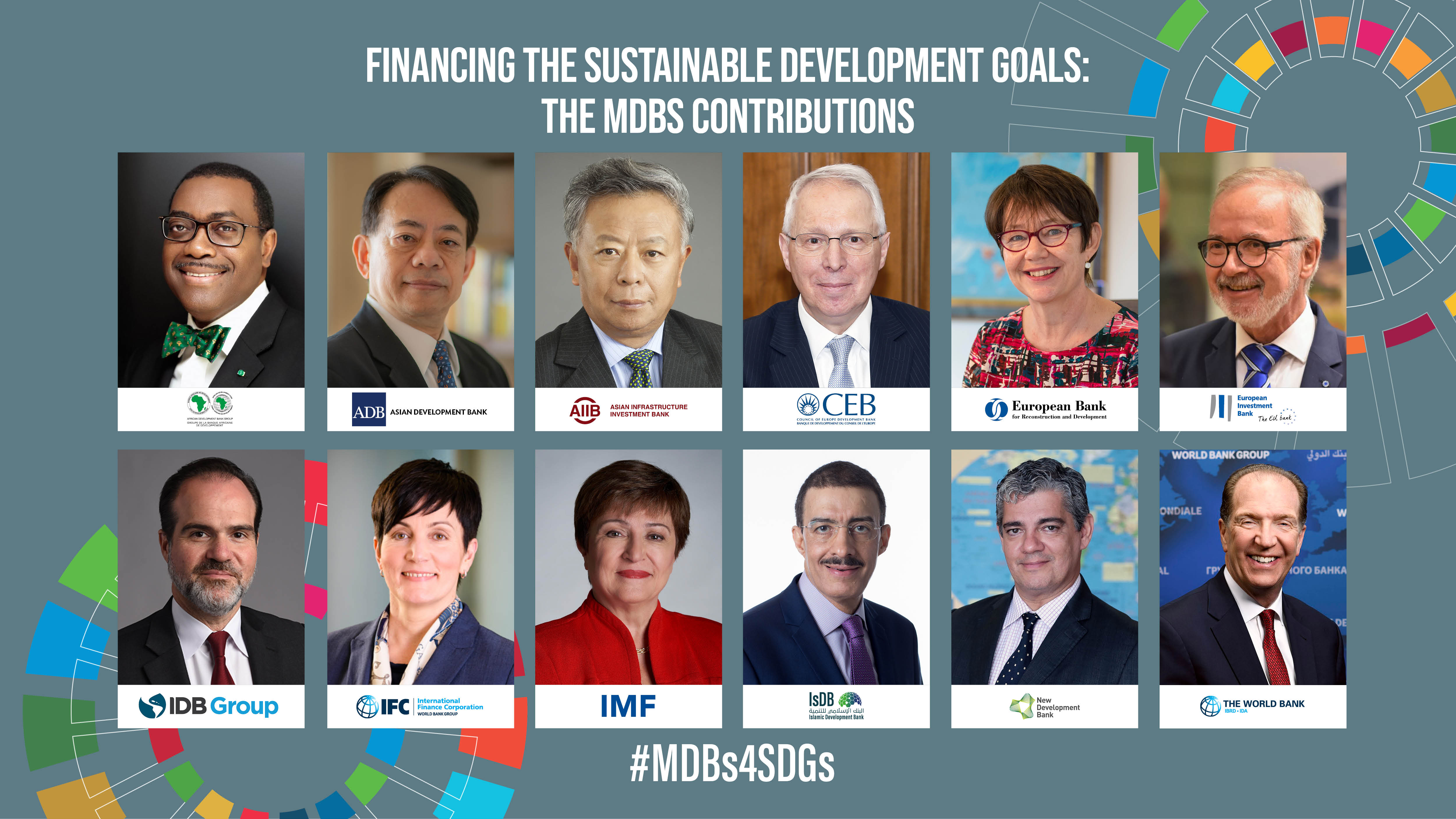 Financing The Sustainable Development Goals: The Contributions of the  Multilateral Development Banks | IsDB